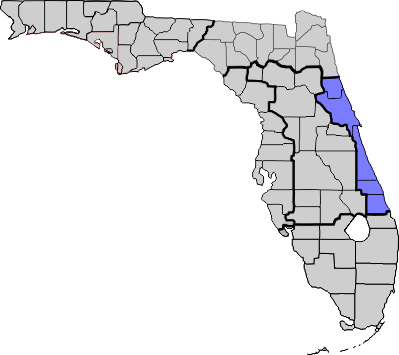 Florida East Coast Biker Bars